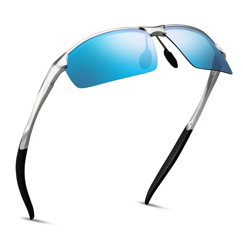 New Polarized Retro Driving Sports Sunglasses For Men And Women Sale T0011-6