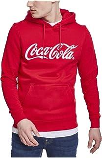 6189e07f MERCHCODE Coca Cola Logo Snapback Cap - Unisex Baseball Cap for Men ...