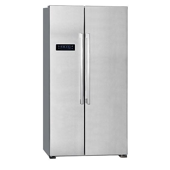 exquisit kühlschrank side by side