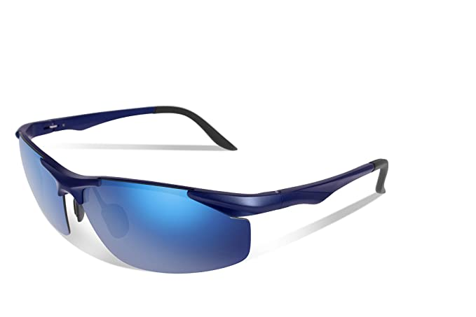 f7dc2265f5e1 Image Unavailable. Image not available for. Colour  Sports Polarised  Sunglasses for Men Running