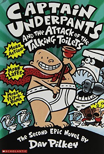 The New Captain Underpants Collection (Books 1-5) by The Blue Sky Press (Image #2)