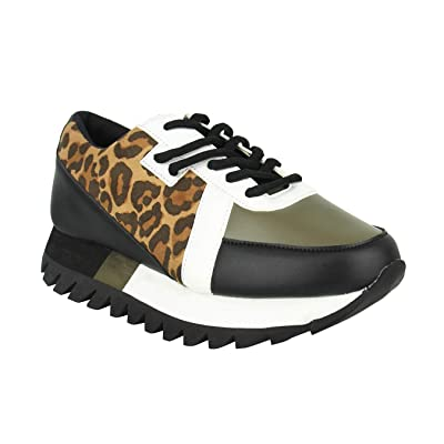 Not Rated Geri Mixed Media Fashion Sneaker | Fashion Sneakers