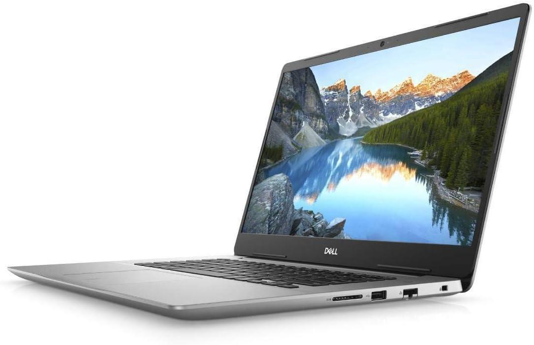 "Dell Inspiron 15 5585 Laptop 15.6"" Anti-Glare LED Backlight Non-Touch Narrow Border IPS Display AMD Ryzen 7 3700U AMD Radeon RX 8 GB RAM 256 GB SSD"