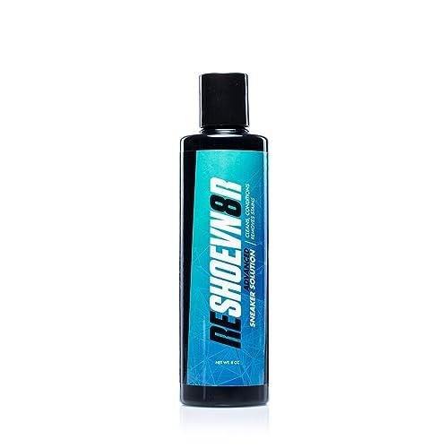 af386d438a0 Amazon.com  Reshoevn8r Shoe   Sneaker Cleaner 8 Oz. Bottle - All Natural  Solution   Conditioner