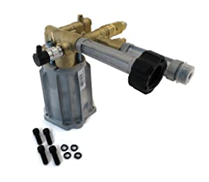 Annovi Reververi OEM Briggs & Stratton 206376GS Pressure Washer Water Pump 2.5 GPM 2600 PSI by The ROP Shop