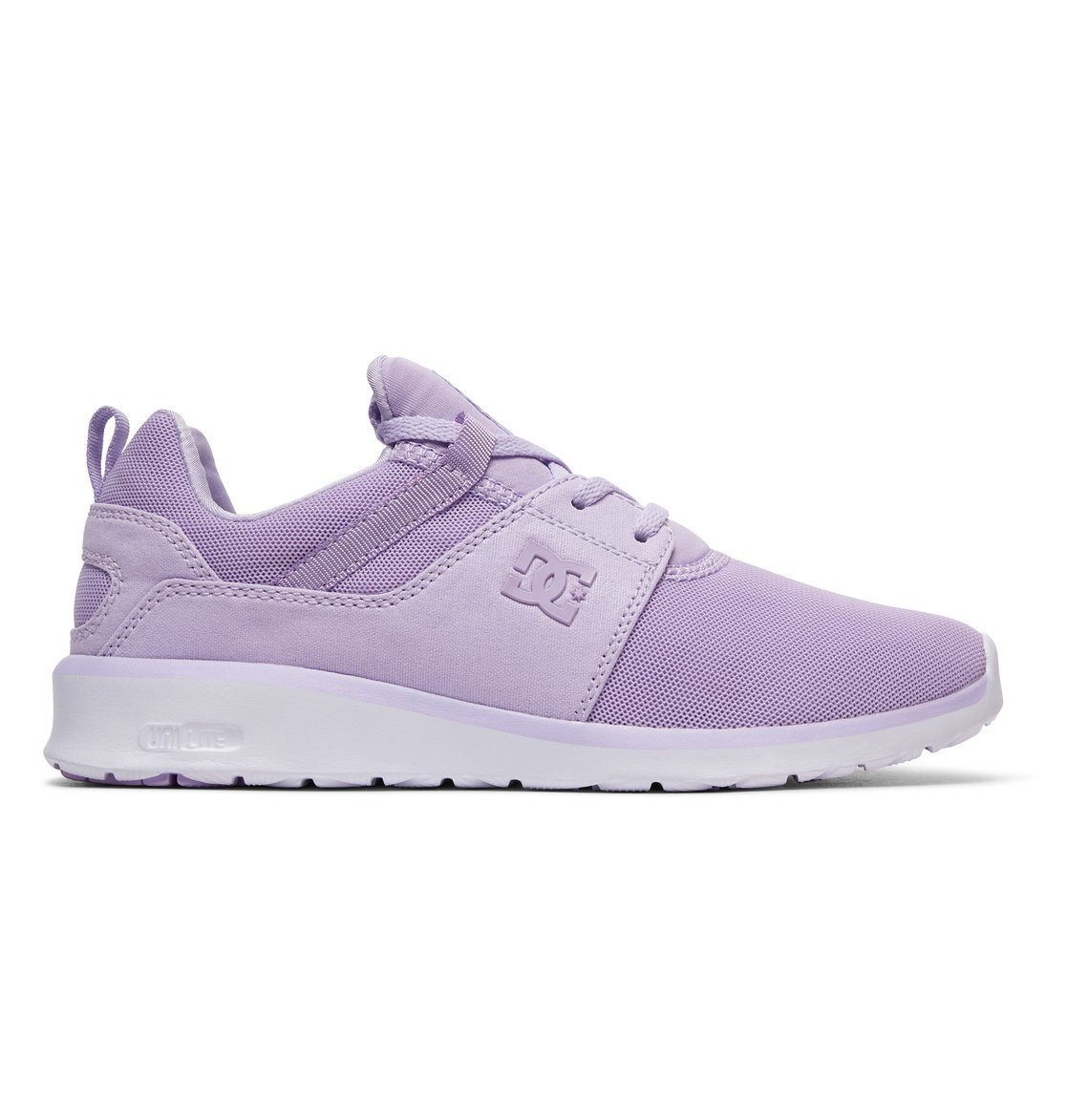 DC Shoes Basses Heathrow, Sneakers Basses Femme Violet Violet DC - Lilac a78f71d - avtodorozhniks.space