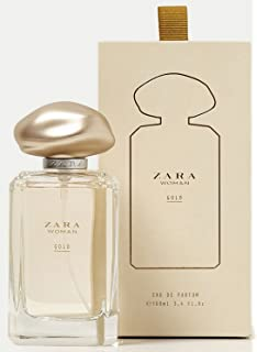ZARA WOMAN ROSE GOLD EAU DE PARFUM EDP FRAGRANCE / PERFUME NEW BOXED 100ml