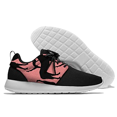 Horse Vaulting Girl Unisex Running Shoes Lightweight Breathable Sneakers