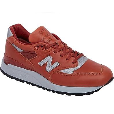 New Balance 998 Made in USA Schuhe Horween Leder Sneaker