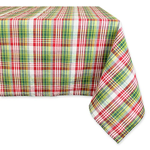 DII Machine Washable, Dinner and Holiday Tablecloth 60