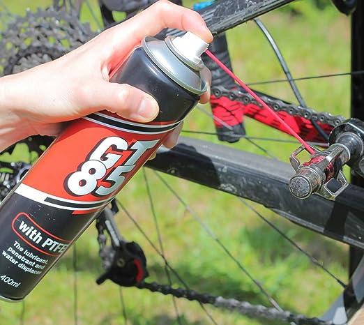 GT85 Lubricante Multiusos para Bicicletas 34145 Spray 400 ml ...