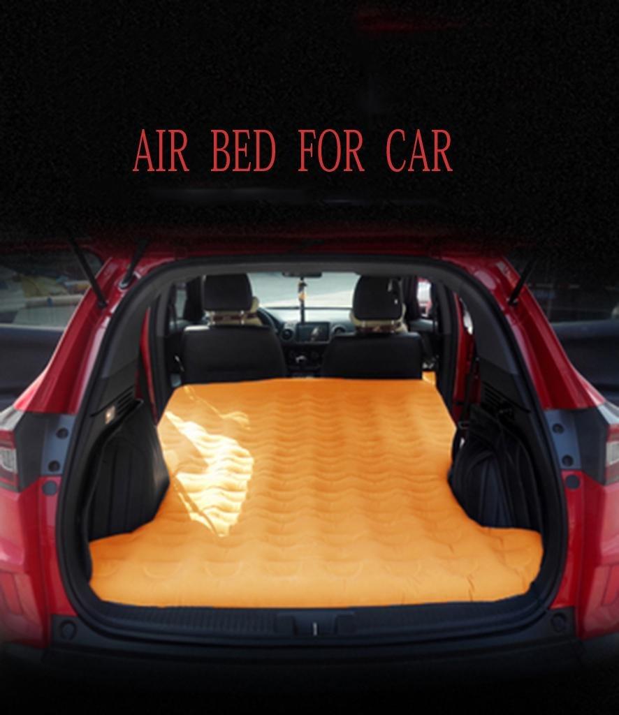 Kitzen Air Bett für Auto Auto Bett Auto hinten aufblasbaren Bett konzipiert für Honda'S Dedicated XRV und andere SUV 142  186cm high quality