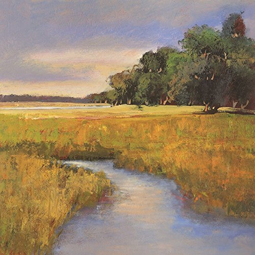 Low Country Landscape II by Adam Rogers Art Print, 26 x 26 inches