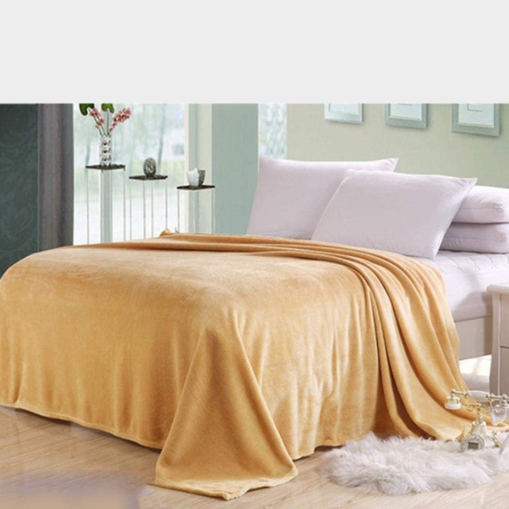 Ritokme Couverture multifonctionnelle Solide de Sofa de lit de Salon de Chambre /à Coucher Collections literie