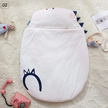 Febelle - Saco de Dormir para bebé (algodón Grueso, cálido) pingüino: Amazon.es: Hogar