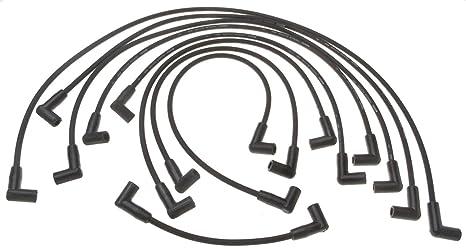 ACDelco 9628 M profesional cable de Bujía Set
