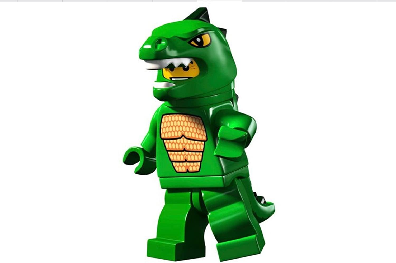 Green for Lego Minifigures 5 Pairs Lego Hands x 10