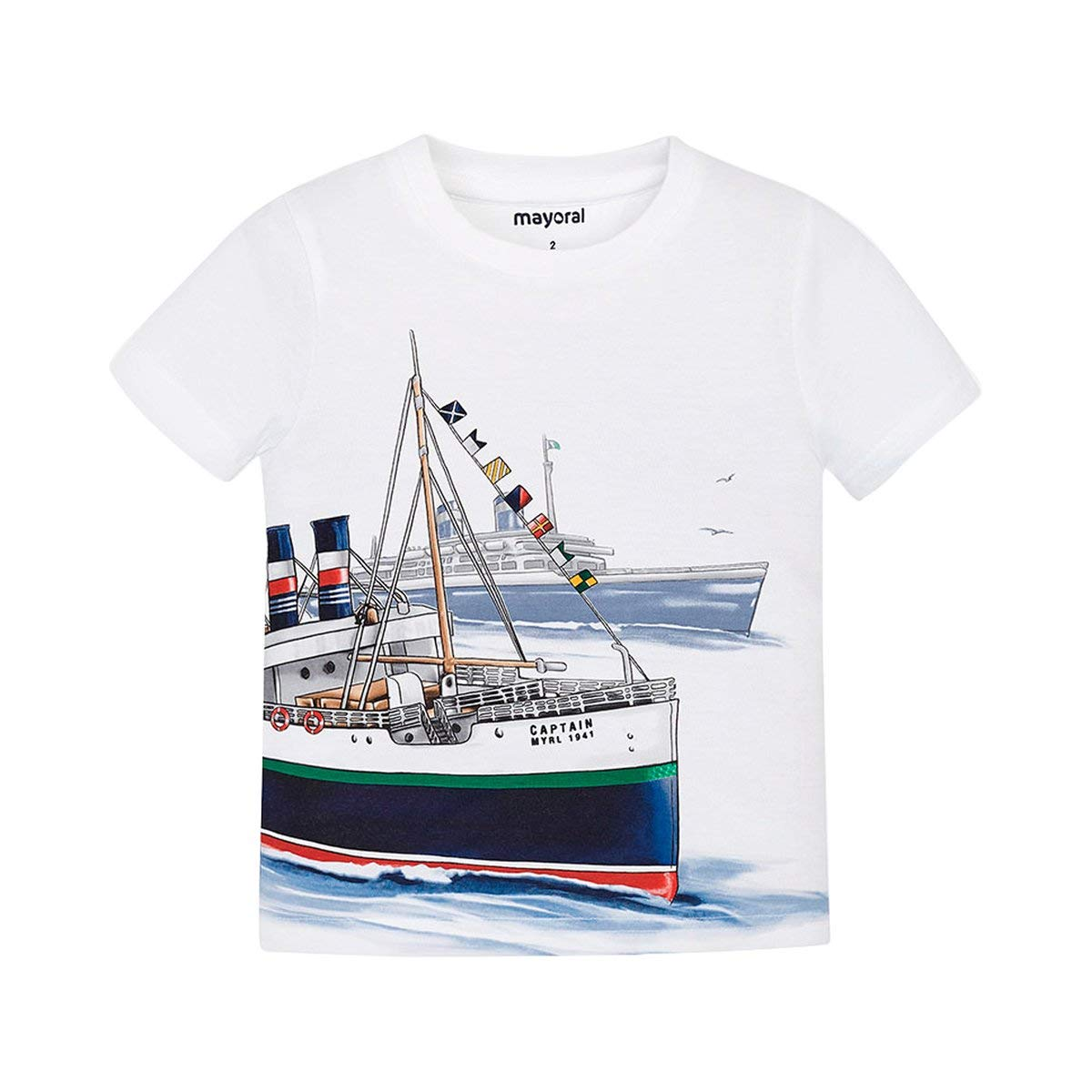 T-Shirt Schiff