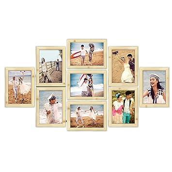 Amazon.com : Picture Frames, XSHION 9 Pack 7\