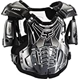 Fox Racing Mens Airframe Chest Protector Black Large L