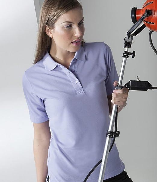 Henbury - Polo - para mujer Violet - Violeta 38: Amazon.es: Ropa y ...