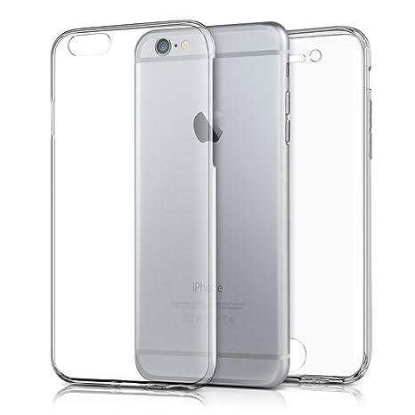00310b36c39 kwmobile Funda para Apple iPhone 6 / 6S - Carcasa Completa [360] de [