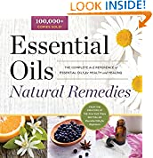 #7: Essential Oils Natural Remedies: The Complete A-Z Reference of Essential Oils for Health and Healing