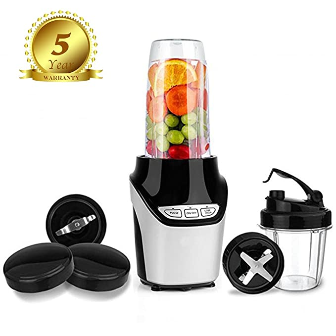 Fruit Blender Smoothies Blender Countertop Blenders Juice Extractor Electric Cold Press Centrifugal Slow Masticating Juicer Higher Nutrient Fruit Vegetable Juice Premium Food Grade Stainless Steel
