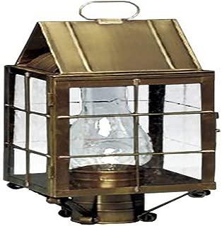 product image for Brass Traditions 320 SHDC Medium Post Lantern 300 Series, Dark Antique Copper Finish 300 Series Post Lantern