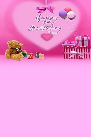 Amazon.com: A. monamour dulce las niñas Rosa sala pared ...