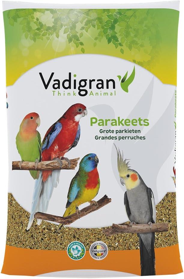 VADIGRAN Comida para Agapornis & neophema 20 kg: Amazon.es