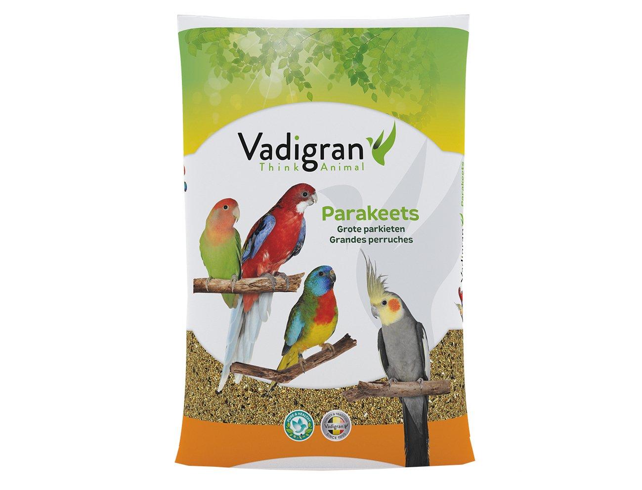 VADIGRAN Comida para Agapornis /& neophema 20/kg