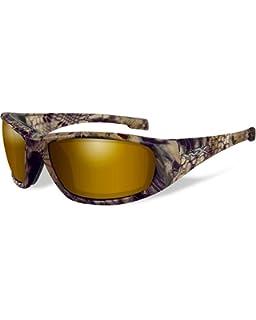 e0a9f1b066220 Wiley X Men s Boss Kryptek Highlander Polarized Sunglasses - Ccbos12