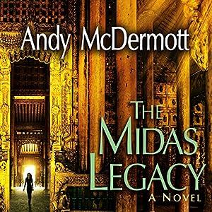 Order of Andy McDermott Books
