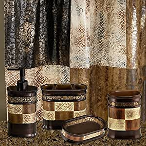 Sweet Home Collection 5 Piece Bathroom