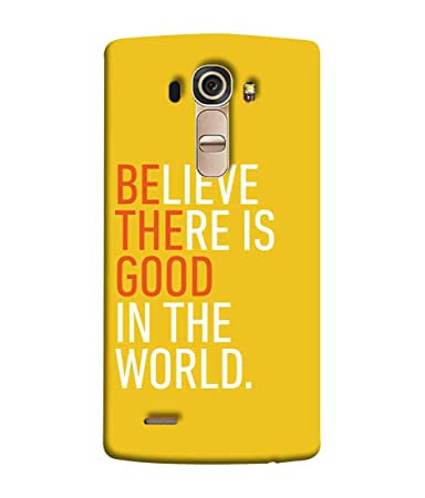 Printfidaa Believe There Is Good In The World Quote Amazonin