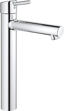 Grohe 23920001 Grifo monomando para lavabo, tamaño XL, cromo