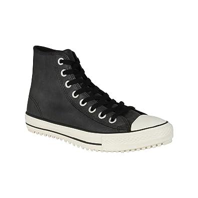 Baskets Chaussures Converse Haute En Cuir À Vintage Pour Homme 0kwOPn