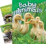 Animals 3-Book Set (Language Arts)