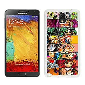 New Fashion Custom Designed Cover Case For Samsung Galaxy Note 3 N900A N900V N900P N900T With JoJo Bizarre Adventure 1 White Phone Case