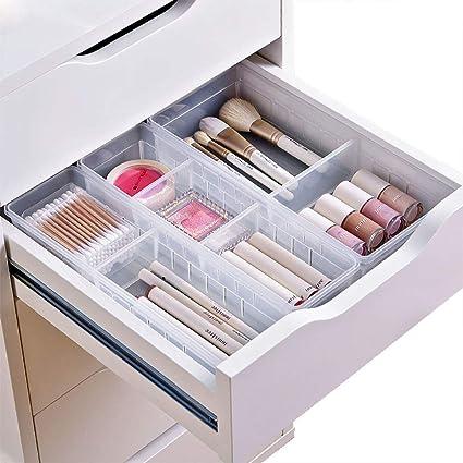 ChrisWGLC- Organizador de cajones de escritorio con ...
