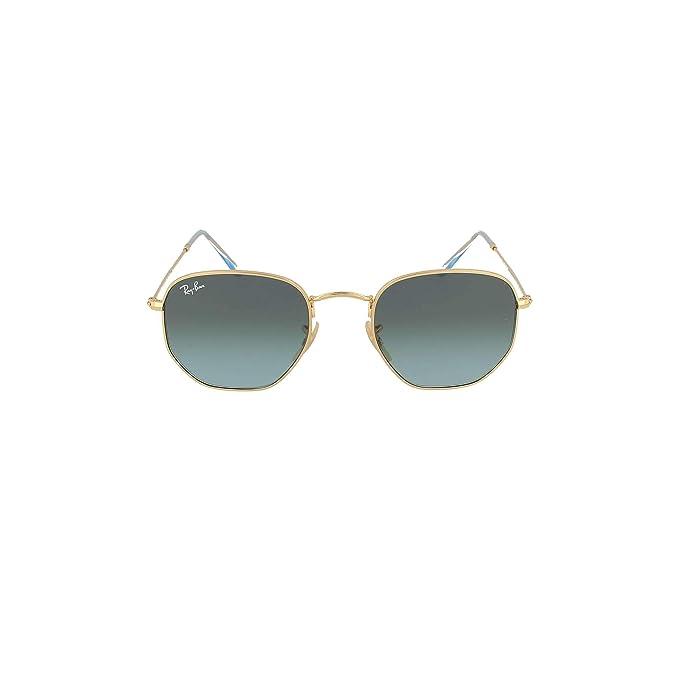 Ray-Ban Gafas de Sol HEXAGONAL METAL RB 3548N GOLD/GREY ...