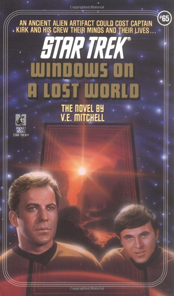 Windows on a Lost World (Star Trek, Book 65) ebook