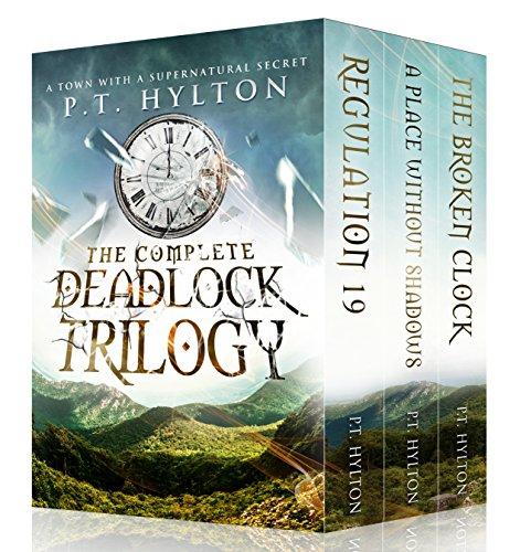 The Deadlock Trilogy Box Set cover