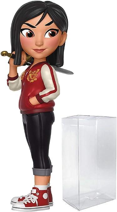 Funko Figura Rock Candy Disney Comfy Princesses Mulan