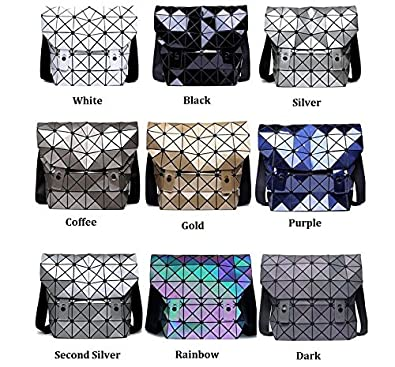 49bee4072f Hot Sale ! Japan ISSEY MIYAKE Bags BAOBAO Messenger Bag 2016 New Vintage  Hologram Handbag Shoulder Bag 8 Designs  Amazon.co.uk  Shoes   Bags