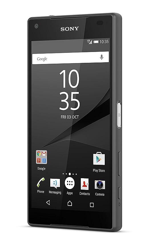 Amazon.com: Sony Xperia Z5 Compact E5823 2GB/32GB 23MP 4.6 ...