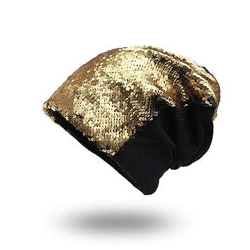 Unexceptionable-Beanie Hat Gorros de Hombre Gorros Gorro de Punto ...