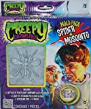 Creepy Crawlers Mold Pack Spider and Mosquito with Goop