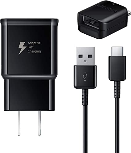Amazon.com: Samsung - Cargador adaptador de pared para ...